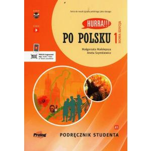 Hurra!!! Po polsku 1. Nowa edycja. Podręcznik studenta