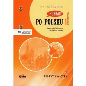 Hurra!!! Po polsku 1. Nowa edycja. Zeszyt ćwiczeń