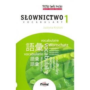Testuj swój Polski Słownictwo 1 A1-A2