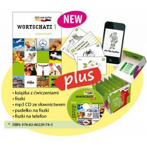 Teste dein Deutsch PLUS Wortschatz 1 (zestaw)