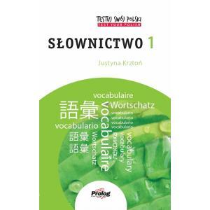 Testuj Swój Polski. Słownictwo 1