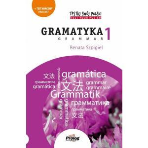 Testuj Swój Polski. Gramatyka 1 A1-A2