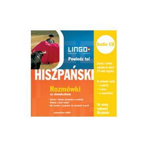 Lingo Hiszpański Powiedz to! Rozmówki + CD