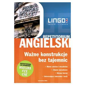 Lingo Ważne Konstrukcje bez Tajemnic Angielski