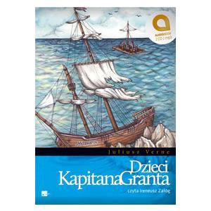 Dzieci Kapitana Granta Audiobook