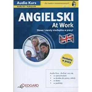 Angielski At Work   Podręcznik + CD