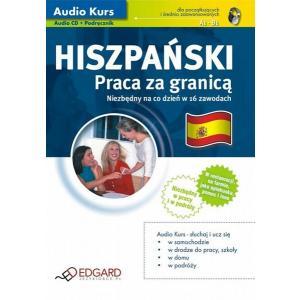 EDGARD Audio Kurs Hiszpański Praca za granicą OOP
