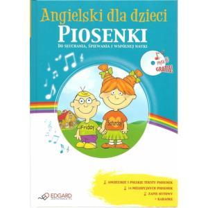 EDGARD Angielski dla Dzieci Piosenki