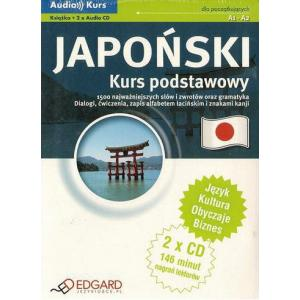 EDGARD Japoński Kurs Podstawowy (+CD)