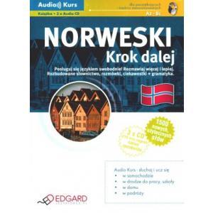 EDGARD Norweski Krok Dalej (+CD)