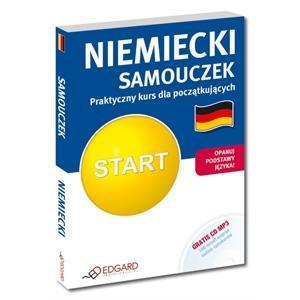EDGARD Niemiecki Samouczek +CD MP3