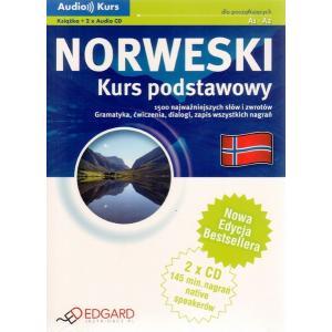 EDGARD Norweski Kurs Podstawowy (+CD)