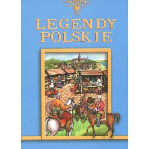 Legendy polskie /miękka oprawa/