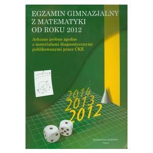 Egzamin Gimnazjalny z Matematyki (Od 2012 roku)