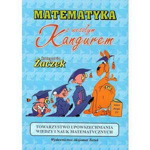 Matematyka z wesołym kangurkiem. Kategoria Żaczek. 2012