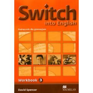 Switch Into English 3.    Ćwiczenia