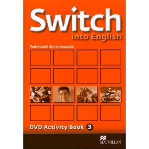 Switch Into English 3.    DVD