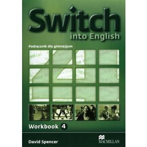 Switch Into English 4.    Ćwiczenia