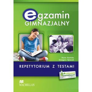 Egzamin Gimnazjalny. Język Angielski. Repetytorium z Testami. Poziom Podstawowy i Rozszerzony