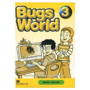 Bugs World 3.    Książka Nauczyciela