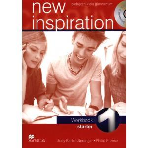 New Inspiration 1.    Ćwiczenia + CD