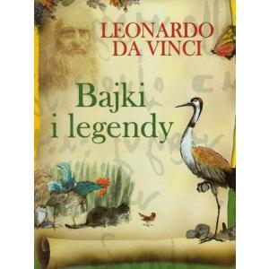 Bajki i legendy. Leonardo Da Vinci