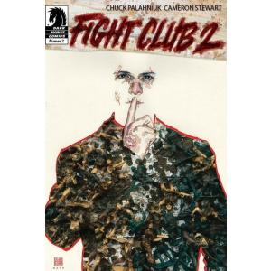 Dark Horse Comics. Fight Club 2. Tom 7