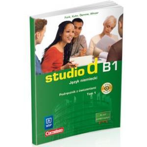 Studio d B1.1. Podręcznik z ćwiczeniami