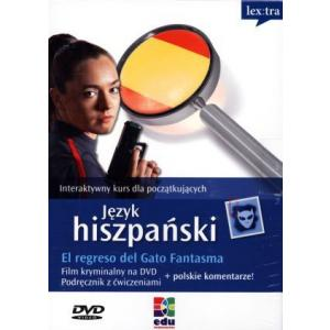 Język Hiszpański.   El Regreso Del Gato Fantasma DVD + Podręcznik