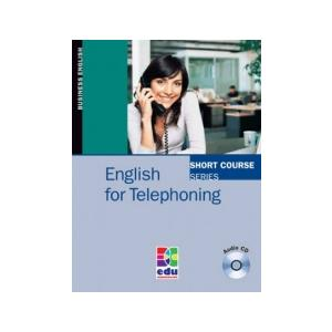 English For Telephoning. Short Course Series + CD