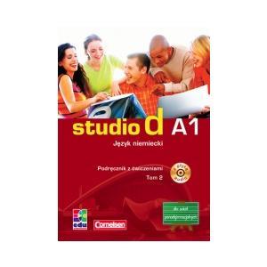 Studio d A1.2 podręcznik z ćwiczeniami +CD