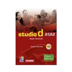 Studio D A1/A2. Zeszyt Maturalny