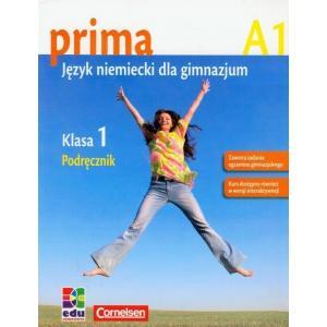Prima A1. Język Niemiecki dla Gimnazjum. Podręcznik. Klasa 1