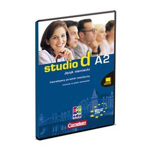 Studio D A2. Unterrichtsvorbereitung Interaktiv. Interaktywny Poradnik Metodyczny CD-ROM