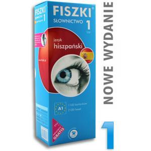 Fiszki Audio. Język hiszpański. Słownictwo 1 OOP