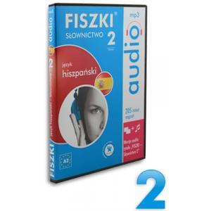 FISZKI Audio. Słownictwo 2   Język Hiszpański