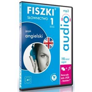 FISZKI Audio. Słownictwo 1. Język Angielski