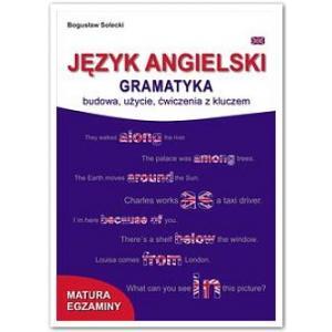 Język Angielski   Gramatyka. Budowa, Użycie, Ćwiczenia z Kluczem