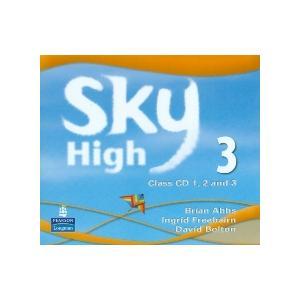 Sky High 3.   CD do Podręcznika