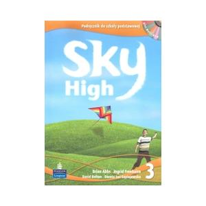 Sky High 3.    Podręcznik + Multi-ROM
