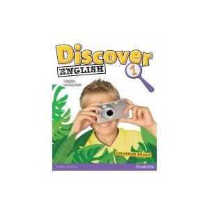 Discover English 1.   Książka Nauczyciela