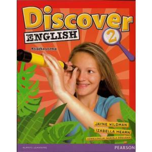 Discover English 2. Podręcznik + Zeszyt Przygotowujący do Sprawdzianu Szóstoklasisty