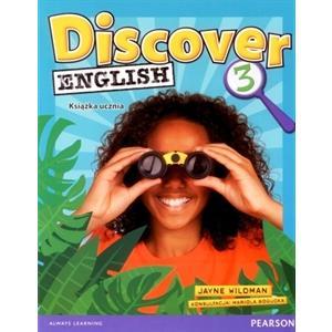 Discover English 3.    Podręcznik