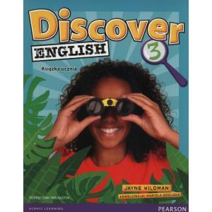 Discover English 3. Oprogramowanie Tablicy Interaktywnej