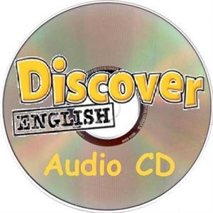 Discover English Starter.   CD do Podręcznika