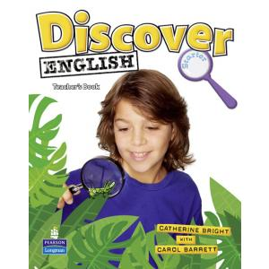 Discover English Starter.    Książka Nauczyciela