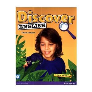 Discover English Starter.    Ćwiczenia + CD-ROM