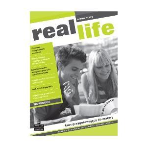 Real Life Elementary. Ćwiczenia + CD