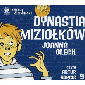 Dynastia Miziołków (Audiobook) (CD-MP3)