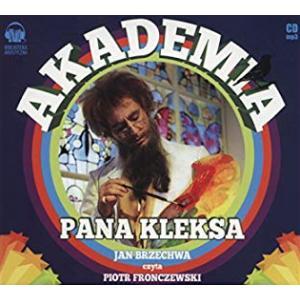Akademia Pana Kleksa Audiobook CD-MP3